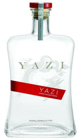 Yazi Ginger Vodka 70@